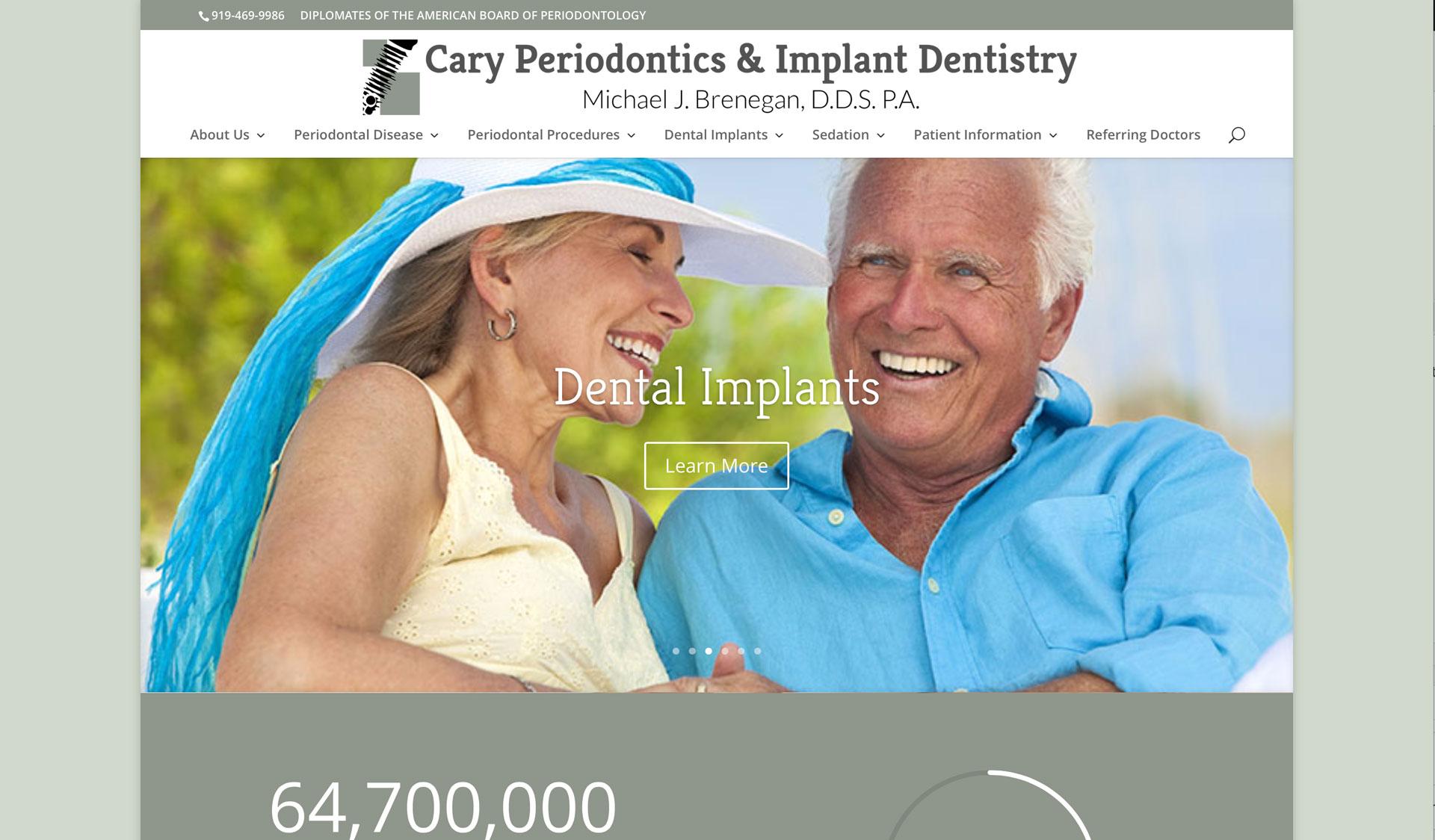 Cary Periodontics