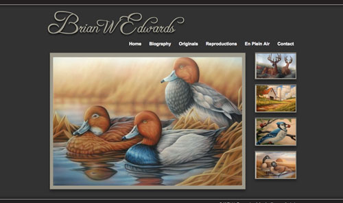 Brian Edwards Art