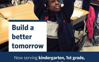 KIPP Charlotte magazine ad