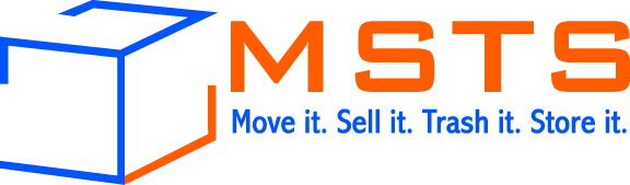 MSTS – Move It, Sell It, Trash It, Store It