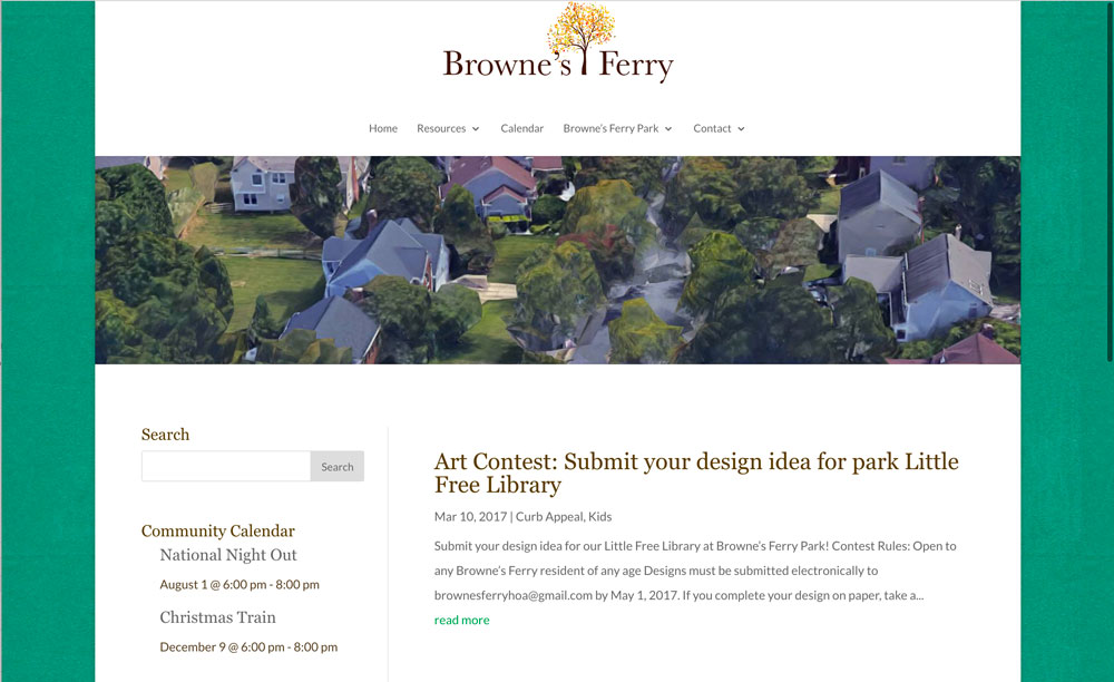 Brownes Ferry HOA