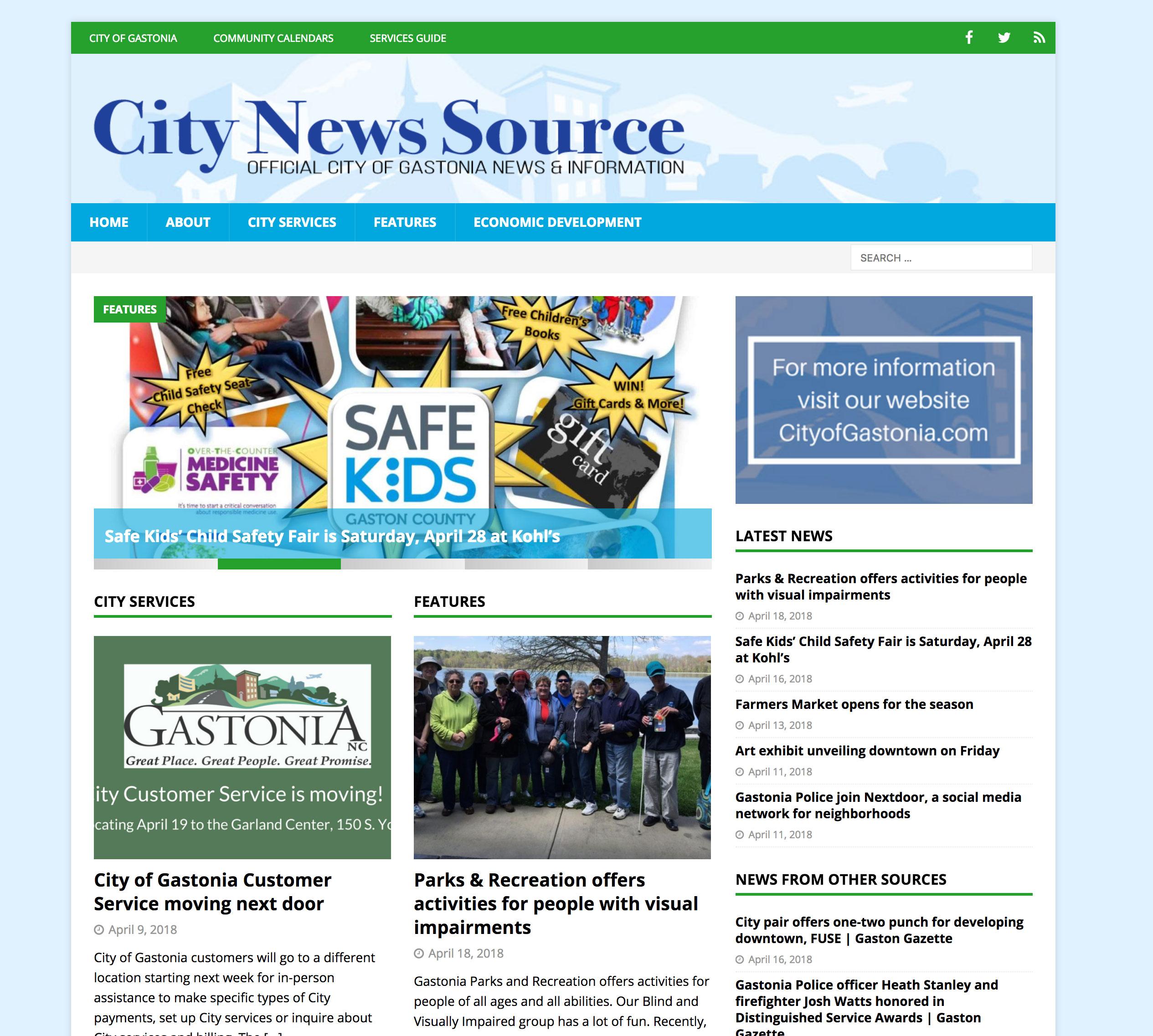 Gastonia News Source | Jessica Norman